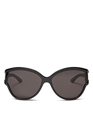 Balenciaga Women\\\'s Oversized Cat Eye Sunglasses, 63mm-Jewelry & Accessories