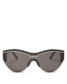 Balenciaga - Women s Cat Eye Shield Sunglasses, ... eb5fc69636