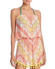 Ramy Brook - Printed Marcie Dress Swim Cover-Up