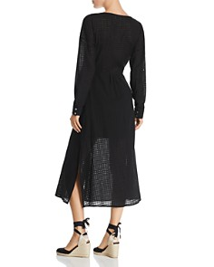 Suboo - Eclipse Tie-Front Midi Dress