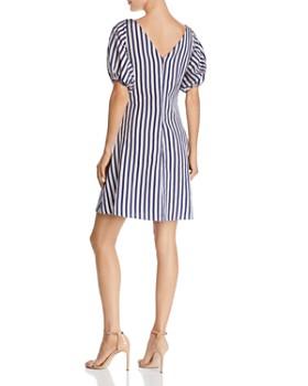 Paper London - Sisi Striped Dress