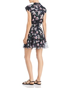 Rebecca Minkoff - Ollie Floral A-Line Mini Dress