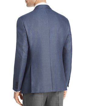 Armani - Micro-Checked Regular Fit Jacket