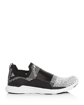 APL Athletic Propulsion Labs - Women's TechLoom Bliss Knit Slip-On Sneakers