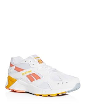 6bdaad4c8e3f6 Reebok - Women s Aztrek Low-Top Sneakers ...