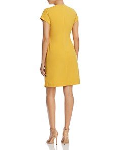 Kenneth Cole - Origami Pleat Dress