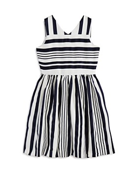 0242324cbc2 Pippa   Julie - Girls  Striped Fit-and-Flare Dress - Little Kid ...