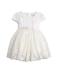 Miniclasix - Girls' Lace Dress - Baby