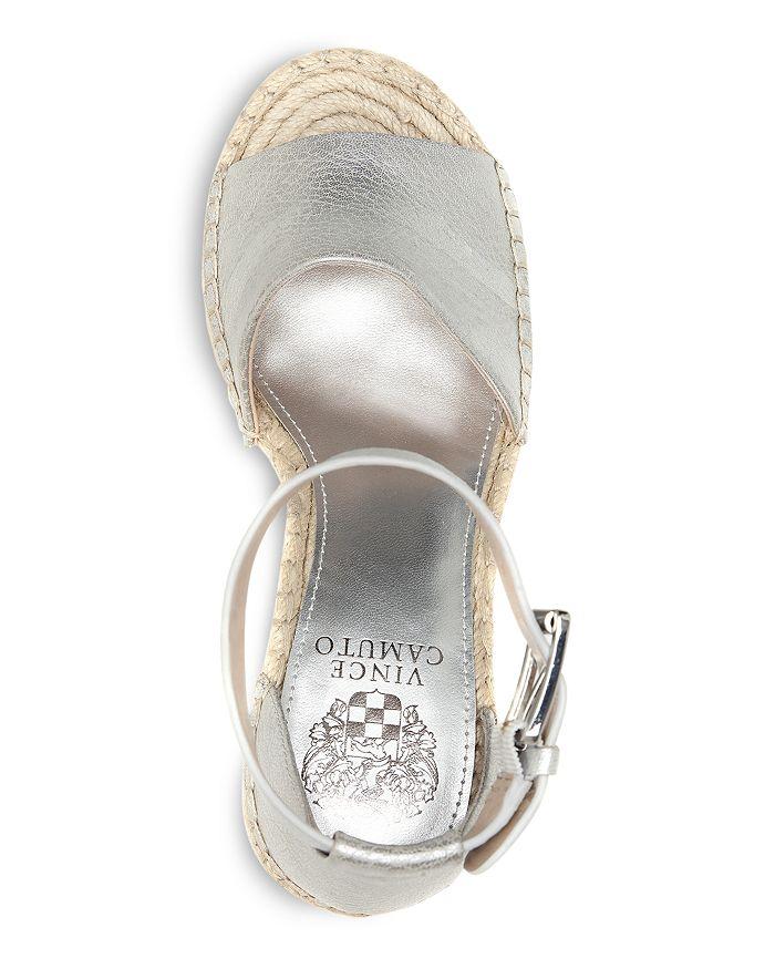 544b529038f Women's Leera Suede Espadrille Wedge Sandals