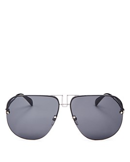 Givenchy - Women's Brow Bar Aviator Sunglasses, 64mm