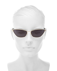 MARC JACOBS - Women's Cat Eye Sunglasses, 57mm