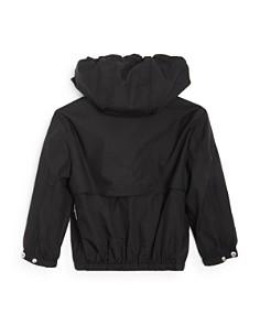 Burberry - Girls' Austin Hooded Jacket - Little Kid, Big Kid