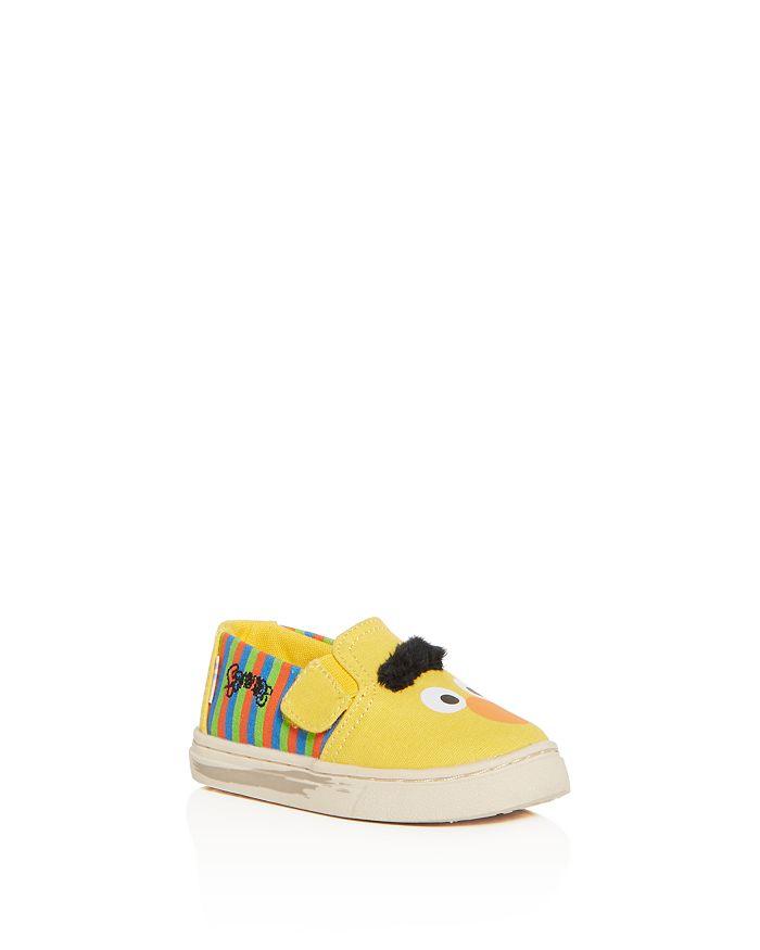 TOMS - x Sesame Street Boys' Ernie & Bert Luca Low-Top Sneakers - Baby, Walker, Toddler