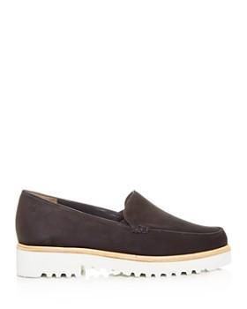 Paul Green - Women's Tripoli Apron-Toe Platform Loafers
