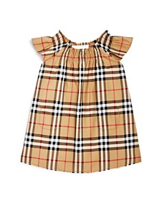 Burberry - Girls' Vintage Check Dress - Baby