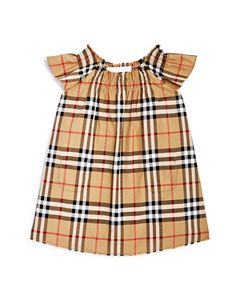 ab57ea758ad Burberry Girls' Alima Vintage Check Dress & Bloomers Set - Baby ...