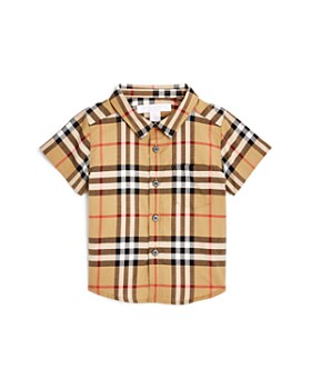 7861bb3d Burberry - Boys' Fred Vintage Check Shirt - Baby