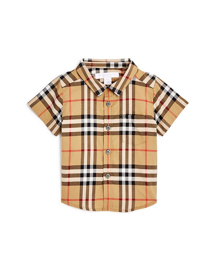 Burberry - Boys' Fred Vintage Check Shirt - Baby