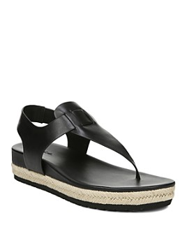 Vince - Women's Flint Platform Thong Sandals