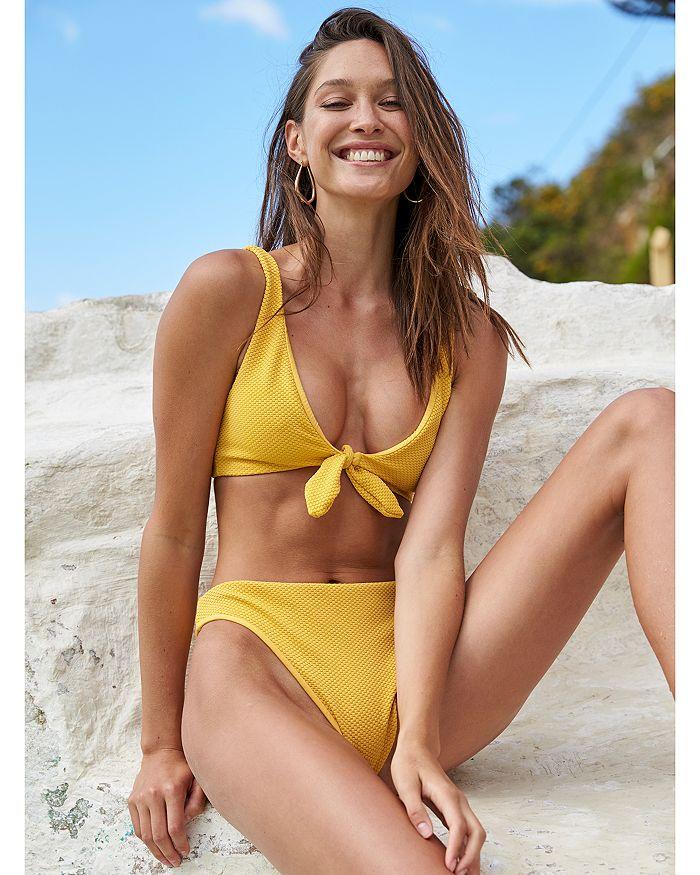 d31c2bd1f2 MINKPINK - Alexa Mid-Rise Bikini Bottom