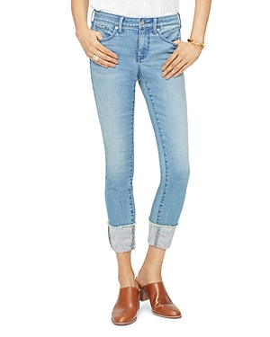 Nydj Jeans AMI SOUTHWEST SHAPES SKINNY ANKLE JEANS IN ARROYO