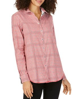 Foxcroft - Rhea Reversible Snap Front Top