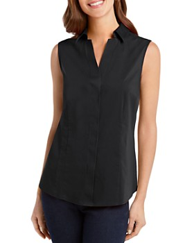 Foxcroft - Taylor Sleeveless Non-Iron Shirt