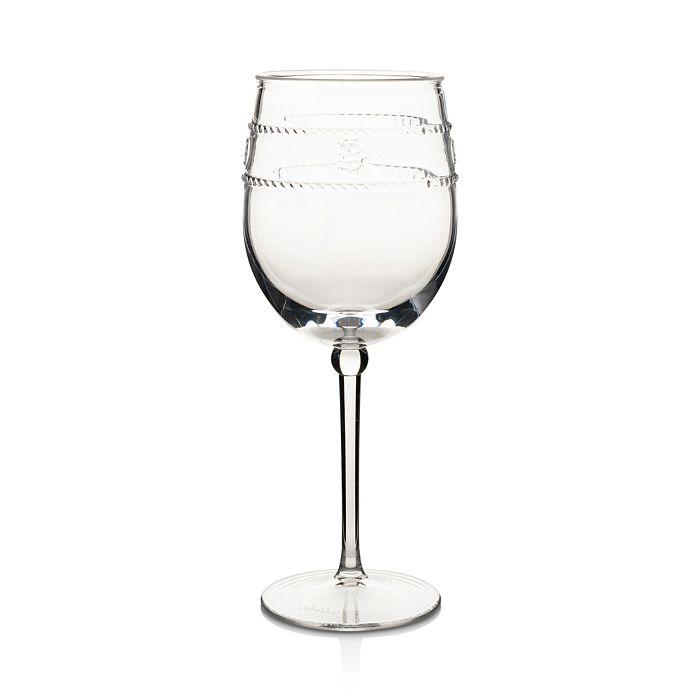 Juliska - Isabella Acrylic Wine Glass