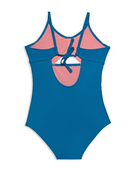 7c15aa5b6c8f2 ... Gossip Girl - Girls' Color of Fun Cutout One-Piece Swimsuit - Big Kid