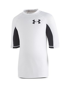 Under Armour - Boys' UPF 50 Rash Guard - Little Kid, Big Kid