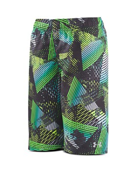 abd582a629ca Under Armour - Boys  Triangle Camo Volley Swim Trunks - Little Kid