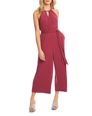 1.state Belted Wide-Leg Jumpsuit
