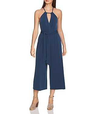 Image of 1.state Belted Wide-Leg Jumpsuit