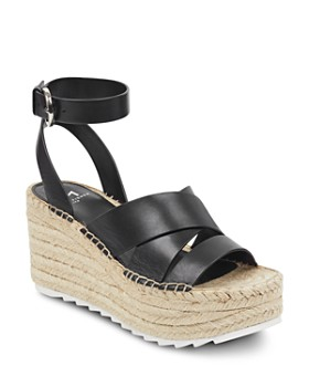 0d7984b9a1e9 Marc Fisher LTD. - Women s Raffa Espadrille Platform Wedge Sandals - 100%  Exclusive ...