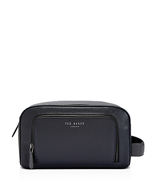 Ted Baker RAZOR LEATHER WASHBAG