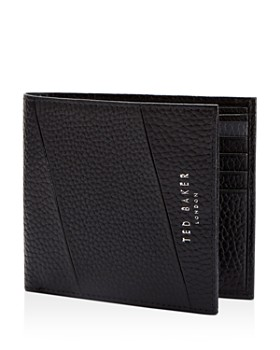 43af385223ccc6 Ted Baker - Fiters Seamed Leather Bifold Wallet ...