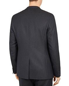 Ted Baker - Craigg Geometric-Print Slim Fit Blazer