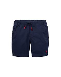 Ralph Lauren - Boys' Drawstring Chino Shorts - Little Kid