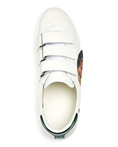 Gucci - Men's Leather Low-Top Sneakers