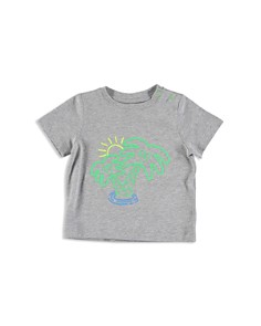 Stella McCartney - Boys' Neon Palm Tree Tee - Baby