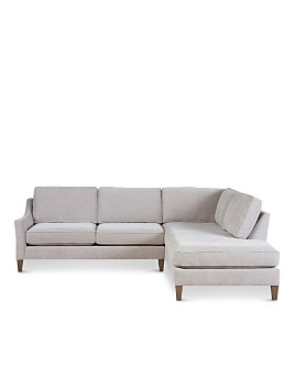 Sparrow & Wren - Sullivan Sectional - Right Corner Facing - 100% Exclusive
