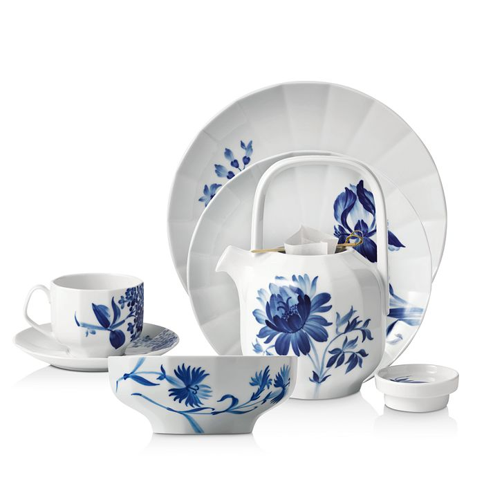 Royal Copenhagen - Blomst Dinnerware Collection - 100% Exclusive