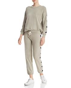 Monrow - Vintage Star Sweatpants