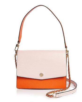 Tory Burch - Robinson Color-Block Shoulder Bag