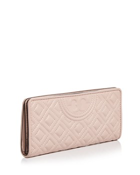 a9db1b9fb27 ... Tory Burch - Fleming Slim Quilted Leather Wallet