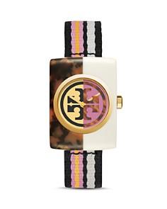 Tory Burch - Eddie Watch, 32mm x 45mm