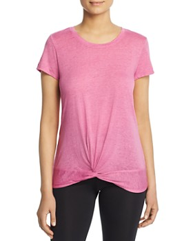 18e50001455e51 Marc New York - Twist-Front Tee ...