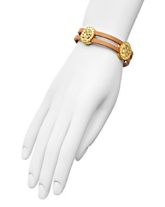 Tory Burch - Coin Wrap Bracelet