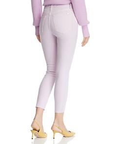Joe's Jeans - Icon Crop Skinny Jeans in Lavender
