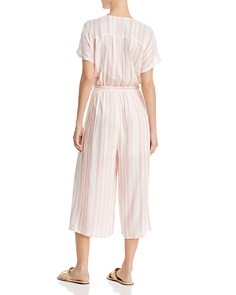 Lost and Wander - Marina Striped Wide-Leg Jumpsuit